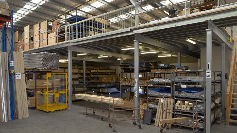 Image 1 DTA Quality Tools - Mezzanine Floor