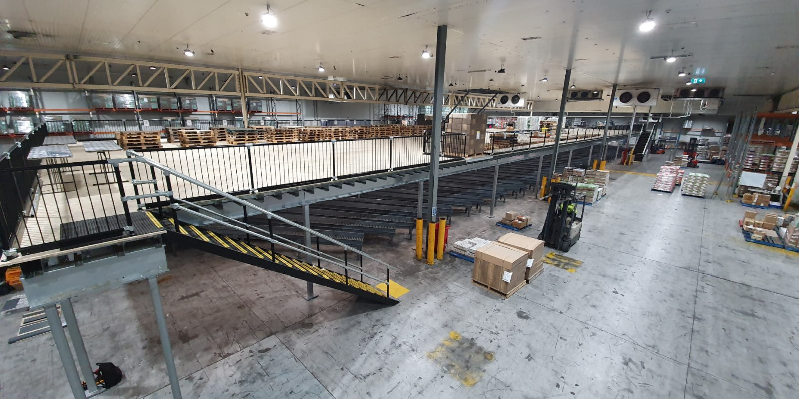 Image 2 Conveyor Logistics - Mezzanine Floor