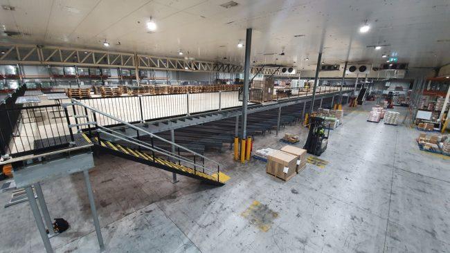 Image 2 Conveyor Logistics - Mezzanine Floor