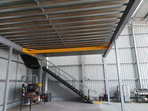 Example of Application 5. Gantry Crane