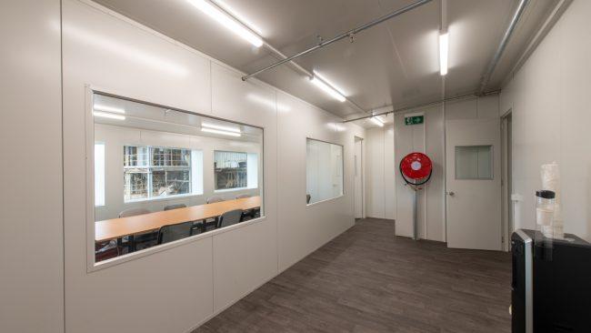 Image 2 Visy - Mezzanine Floor with Office