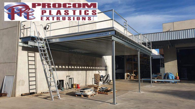 Image 1 Procom Plastics - Mezzanine Floor